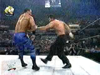 WWF SmackDown! 17.08.2000 - Мировой Рестлинг на канале СТС / Всеволод Кузнецов и Александр Новиков