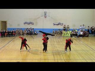 Ритмическая гимнастика, ФЭС 2013!