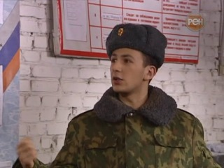 солдаты 12 сезон 20 серия