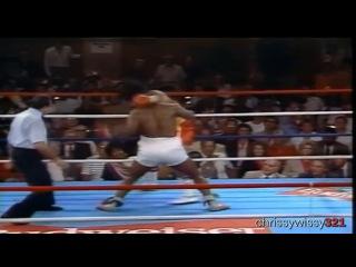 Подборка видео о лутчих боксёрах всех времён.
