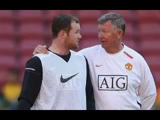 Песня для сэра Алекса Фергюсона 26 лет на Манчестер Юнайтед