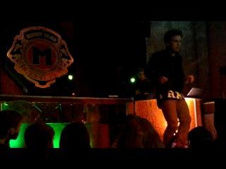 DanceFamily show @ Nightclub