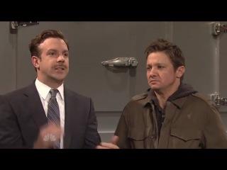 Скетч 7 (Коронер) SNL-шоу (17/11/2012)
