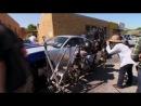 Жажда скорости / Need for Speed 2014 HD Кадры со съемок