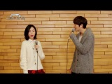 Global Request Show - A Song For You - 3 Little Words by Joo Won & Park Ji Yeon (2014.01.03)