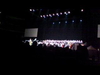 Концерт Э.Морриконе