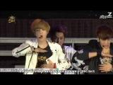 EXO (Lay, Luhan, Kai, Xiumin, Baekhyun, Sehun) - We Are The Future [рус. саб.]