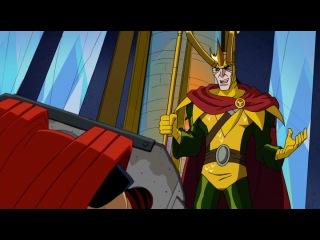 Мстители: Величайшие герои Земли / The Avengers: Earth's Mightiest Heroes - 1 сезон 26 серия