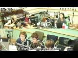 [РУСС. САБ] 130617 EXO's D.O Kris Lay Chanyeol - Officially Missing You (LIVE) @ KBS COOL FM Hong Jinkyung's 2o'clock show