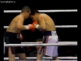 1993-12-18 Julio Cesar Chavez vs Andy Hooligan (WBC light welterweight title)