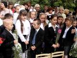 1 Сентября 2012 год начальная школа п. Юбилейный 4-Д класс