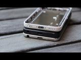 Разноцветные корпуса iPhone 5C запечатлены на видео высокого разрешения