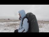 Зимний ветер на Караби-яйле