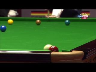 German Masters 2014. 1/32. Джимми Робертсон - Марк Селби. Снукер.