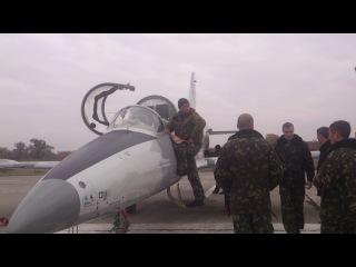 Самостоятельный полет на Л-39