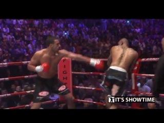 HIGHLIGHT Badr Hari His kickboxing era IT'S SHOWTIME