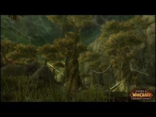WOW Warlords of Draenor - Таладор (Альфа-версия)