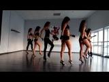 Стрип пластика Го-го под ( Massive Attack Paradise Circus - Zeds Dead Remix) Анастасия Моренко Dance go-go, gogo