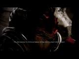 Mass Effect 2: Шепард встречает Рекса на Тучанке (selfmade)