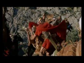 300 спартанцев (отрывок из фильма 1962 года)