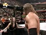 WWF SmackDown! 31.01.2002 - Мировой Рестлинг на канале СТС / Всеволод Кузнецов и Александр Новиков