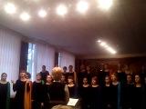 Жіночий хор КІМ ім.Глієра - Є.Станкович
