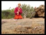 Пьеса Banji ( 鑁字)возле горы Аруначала.Индия 2011.Февраль