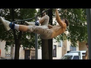 Лучшие моменты - Турники и Брусья - Best of Ghetto Workout - Russia