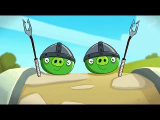 Angry Birds Toons Злые птички - 38 серия