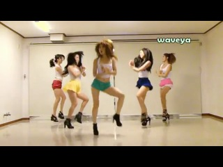 КЛИПЫ-2012 - GANGNAM STYLE Waveya Korean da