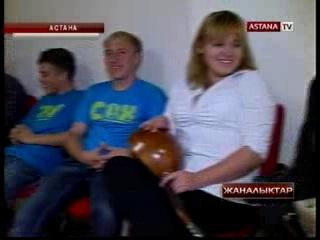 Астанада Ресей, Армения, Қазақстанның көңілді тапқырлары өнер көрсетеді