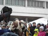Фестиваль народов севера на Крымском валу