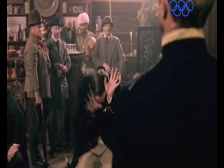 Фрагмент из русского сериала