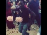 [Нетипичная Махачкала] Негр,танцует лезгинку на свадьбе