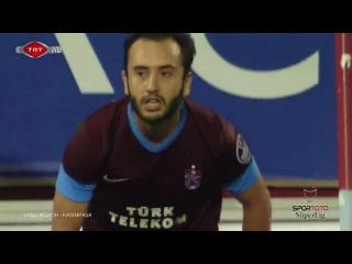 12-137.Hafta Trabzonspor Kasımpaşa Maç Özeti (HD)
