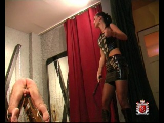 Madame sarka - pain and blood for a slave