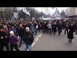 Русская весна в Донецке! Братские народы вместе навсегда!