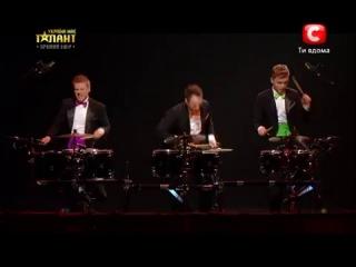 Украина мае талант 5 - Начало [Часть 2] + 'Стресс' [1.06.13] СУПЕР ФИНАЛ