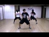 BTS (J-Hope Jimin & Jungkook) Dance break Practice