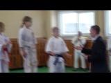 чемпионка томской области по каратэ