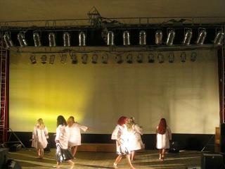 Dance class Олега Иванова: группа Анджум - сеньоры1 2011