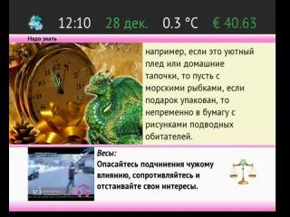 Телегазета (ЯТС, 28.12.2011)