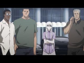 Ёрмунганд / Jormungand 2 сезон 5 серии Trina_D/Sad_Kit