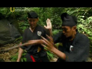 National Geographic : Мастера(Наука) Боя - Силат [ Fight Masters(Science) - Silat ]