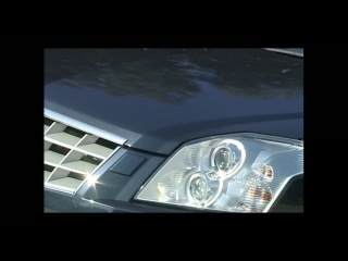Тест драйв Cadillac BLS (Кадиллак БЛС)