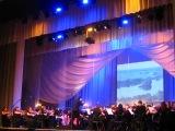 Рязанский народный хор и губернаторский симфонический оркестр