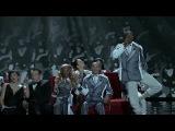 Выступление Цирка дю Солей на церемонии вручения Оскар.
