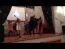 новый год 2014.10 А золушка ахаха Мариинская гимназия. Таганрог.
