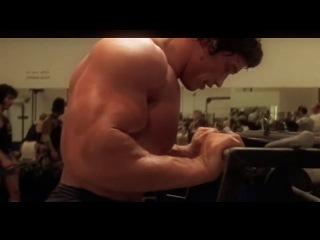 Arnold Schwarzenegger Bodybuilding Training - No Pain No Gain 2013.