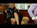 Fullyclothed Sex - Nicky Angel, Barra Brass & Denisa - Fully Clothed Pleasing The Priest
